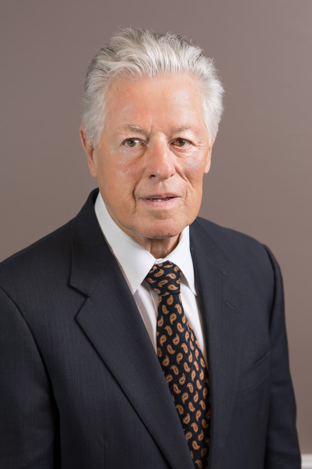 Governor James J. Florio Guest Lectured at the University of Pennsylvania