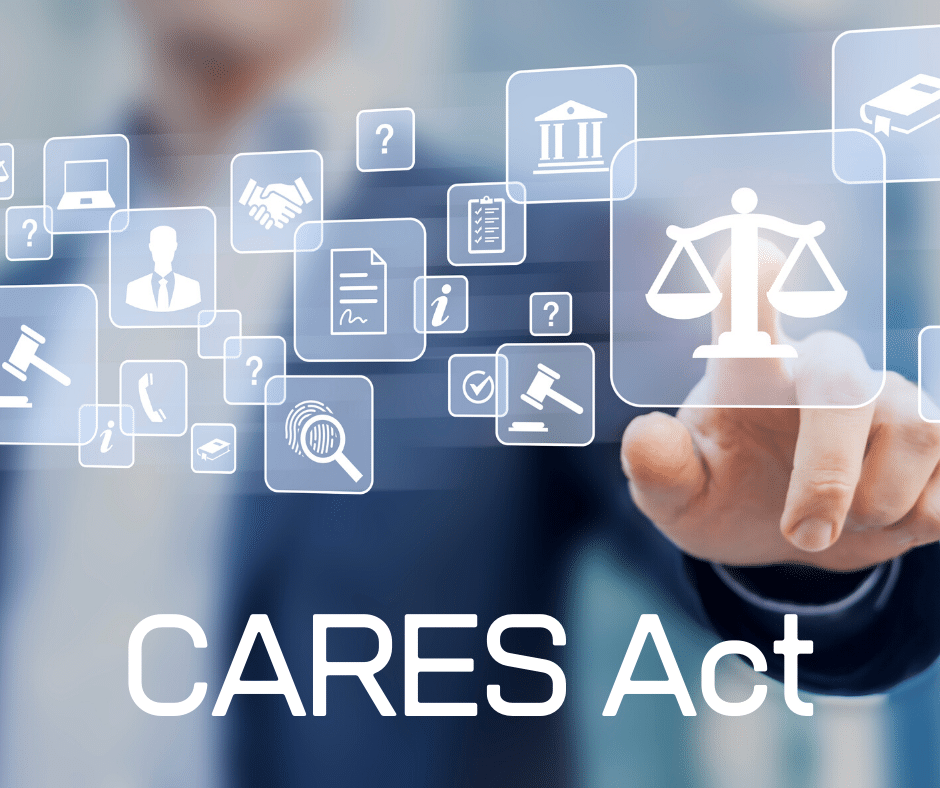 Florio Perrucci Steinhardt Cappelli Tipton & Taylor LLC Sponsors Webinar – How the CARES Act Can Help Your Business
