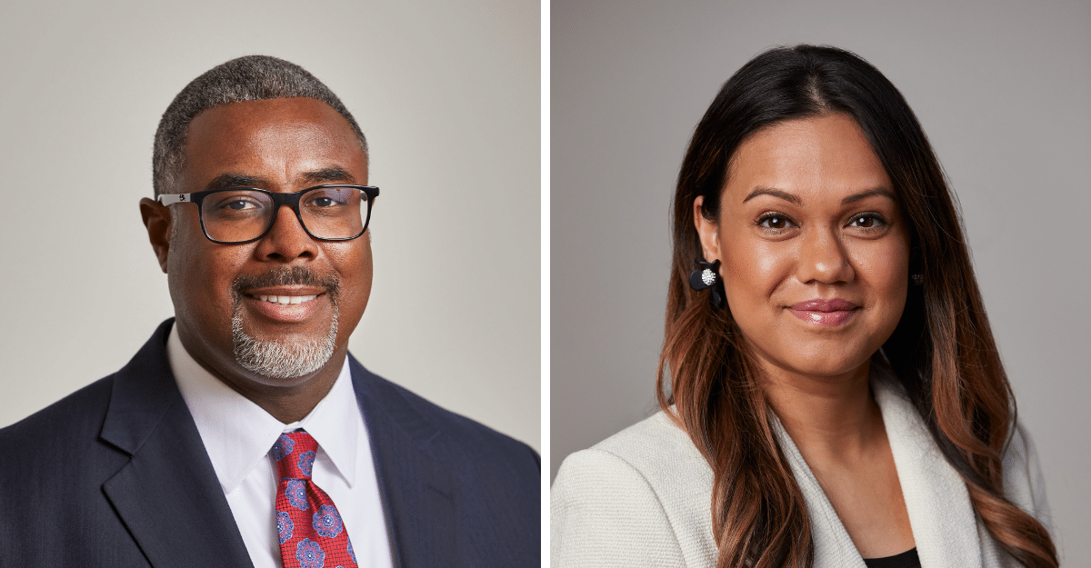 Lester Taylor & Afshan Ajmiri Giner Conduct Virtual Labor Negotiations at the New Jersey School Boards Association Workshop 2020
