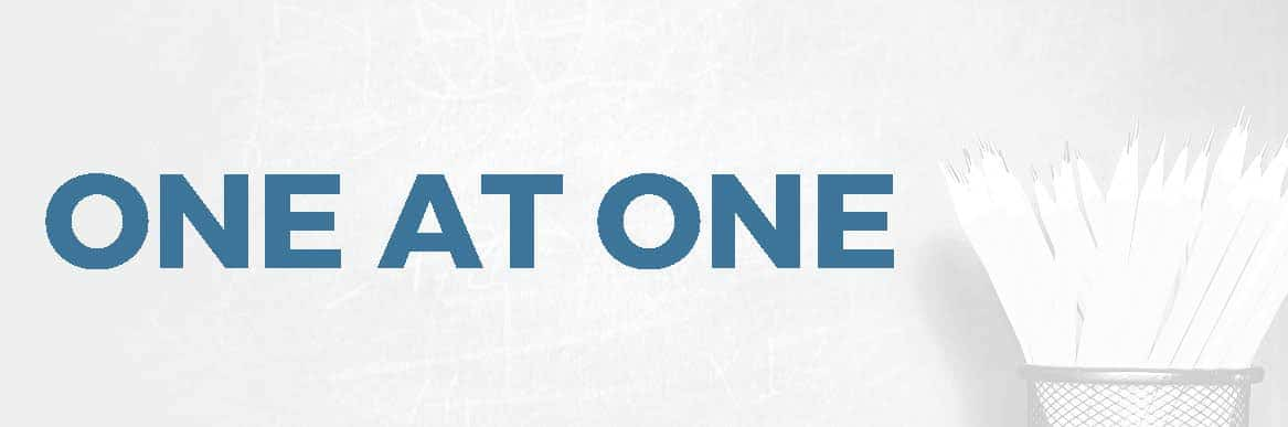 One at One: Individuals with Disabilities in Education Act