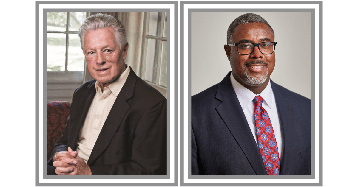 Governor Florio & Lester Taylor Discuss Water Infrastructure