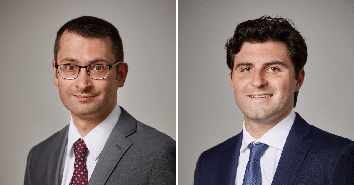 New Attorneys Join Florio Perrucci